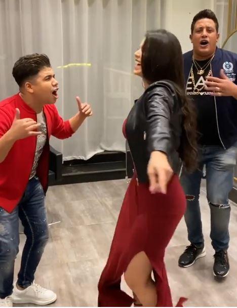 رقص البرازيلية لورديانة