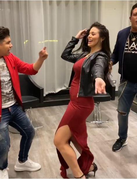 الراقصة البرازيلية لورديانة في مقطع فيديو جديد