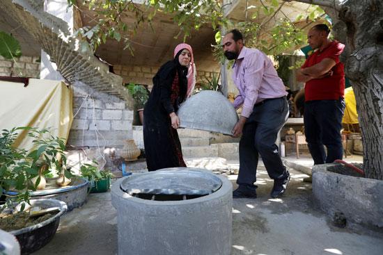 فكرة صباح تقوم على إحياء التراث الريفى فى الأردن