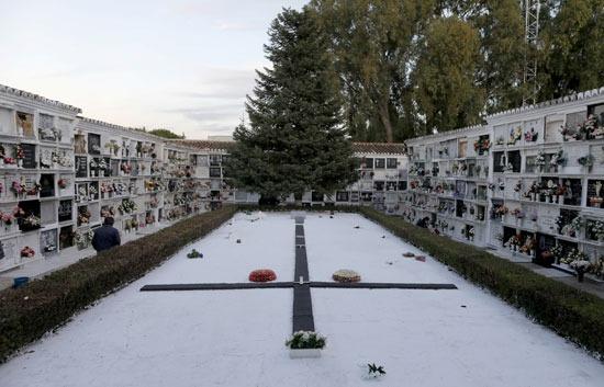 إحياء ذكرى ضحايا الحرب الأهلية الإسبانية