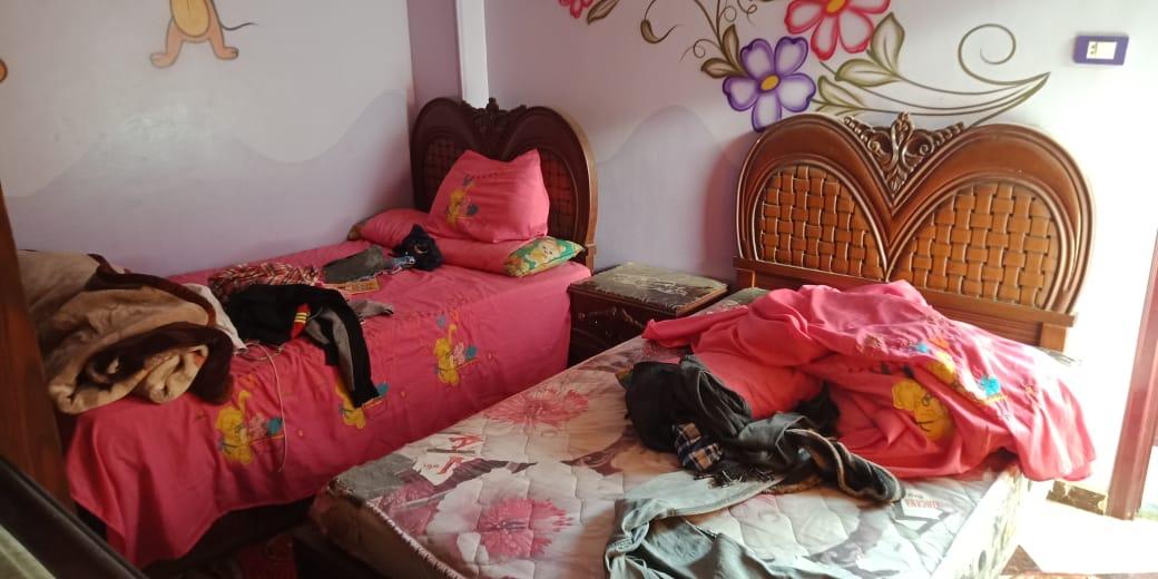 غرفة الأطفال بالشقة