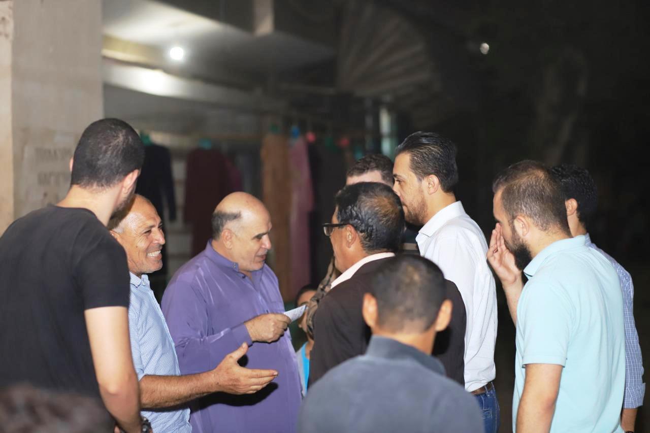 حسن ضوه مرشح مجلس النواب عن دائرة منيا القمح فى الشرقية (3)