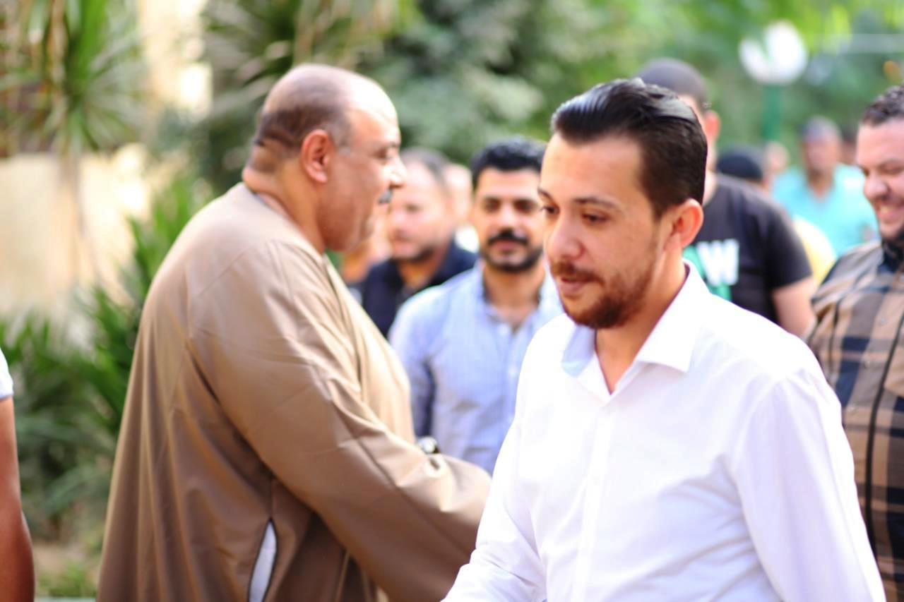 حسن ضوه مرشح مجلس النواب عن دائرة منيا القمح فى الشرقية (7)