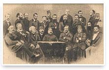 المشاركون في اتفاقية القسطنطينية