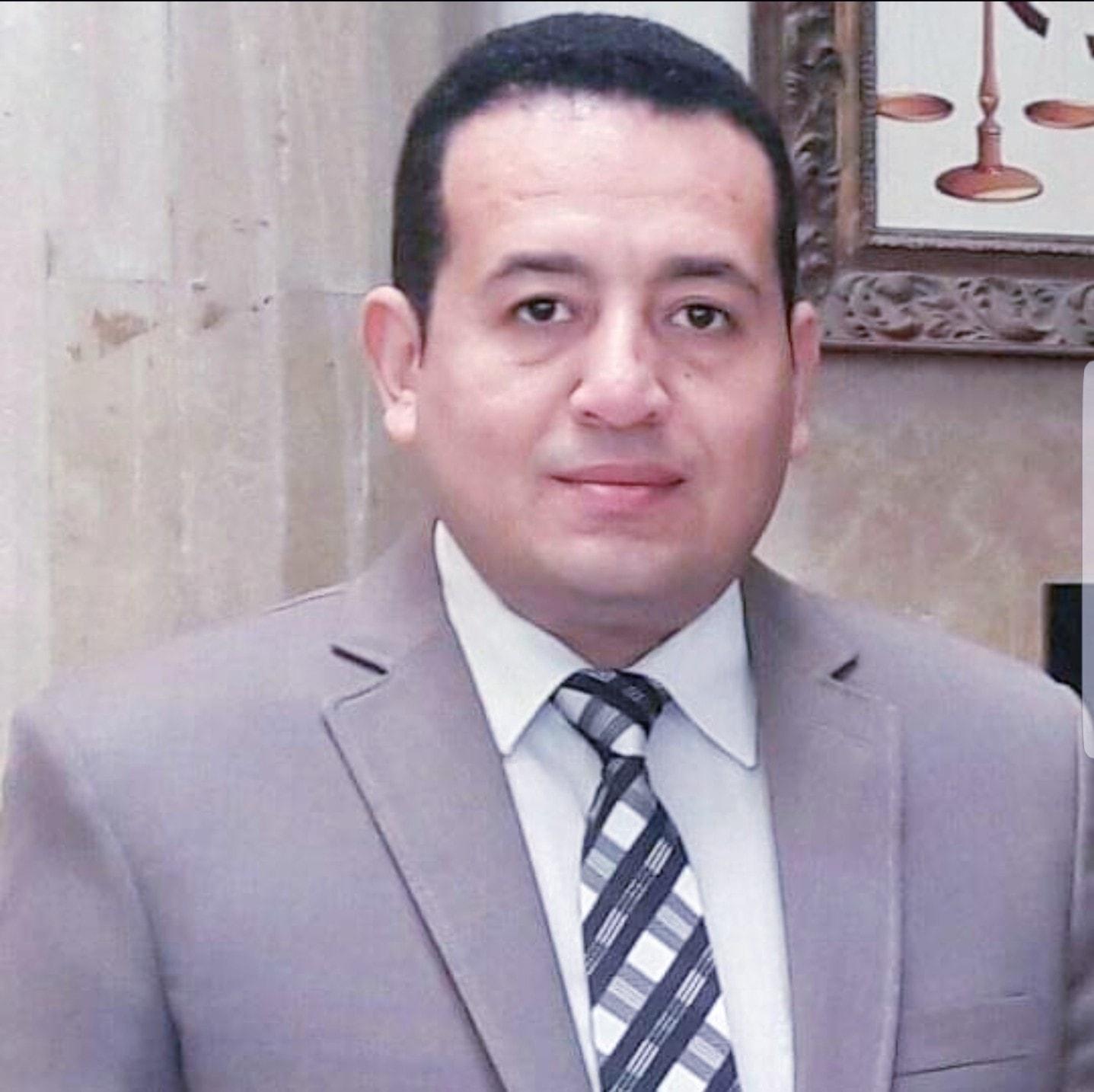 محمد يسرى أباظة المحامى