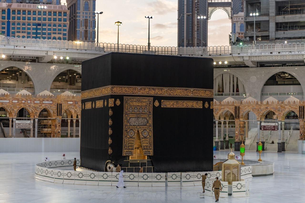 المسجد الحرام جاهز لاستقبال المتعمرين