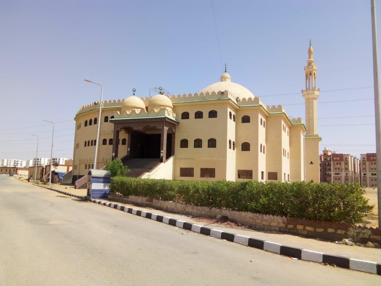 مسجد-المصطفى-مدينة-الملك-عبد-الله-السويس