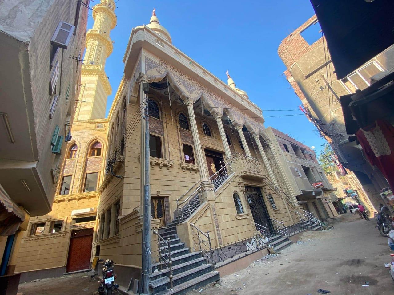 مسجد-السوابعة-ميت-يعيش-الدقهلية