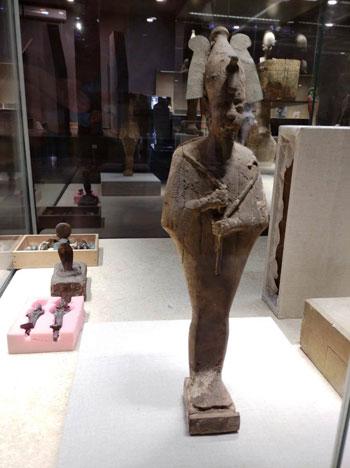 المتحف القومى لكفر الشيخ (2)