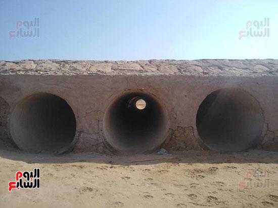 مشاريع مجابهة السيول بالبحر الأحمر (9)