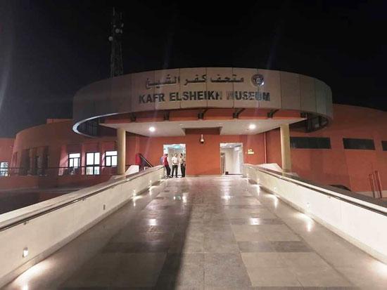المتحف القومى لكفر الشيخ (6)