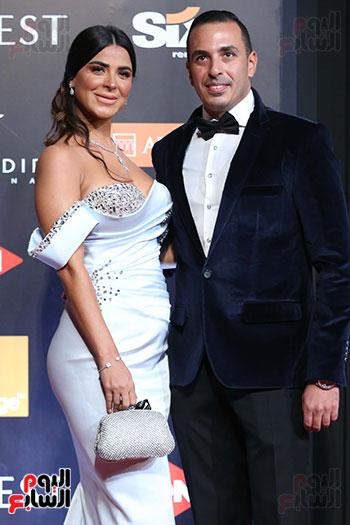 عمرو كمال و نورهان منصور (1)