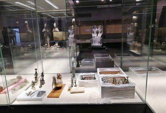 المتحف القومى لكفر الشيخ (8)