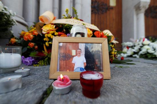 صورة أحد الضحايا