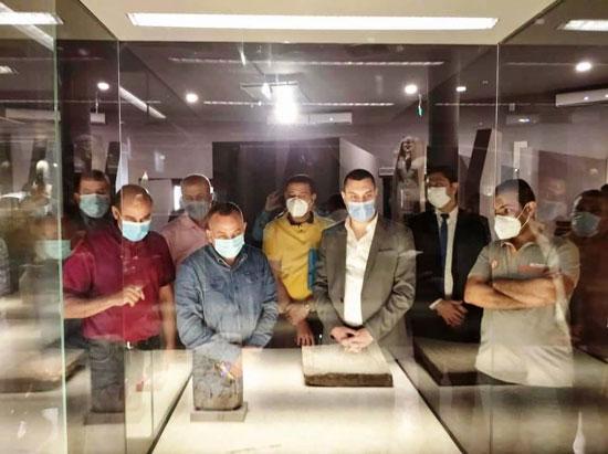 المتحف القومى لكفر الشيخ (10)