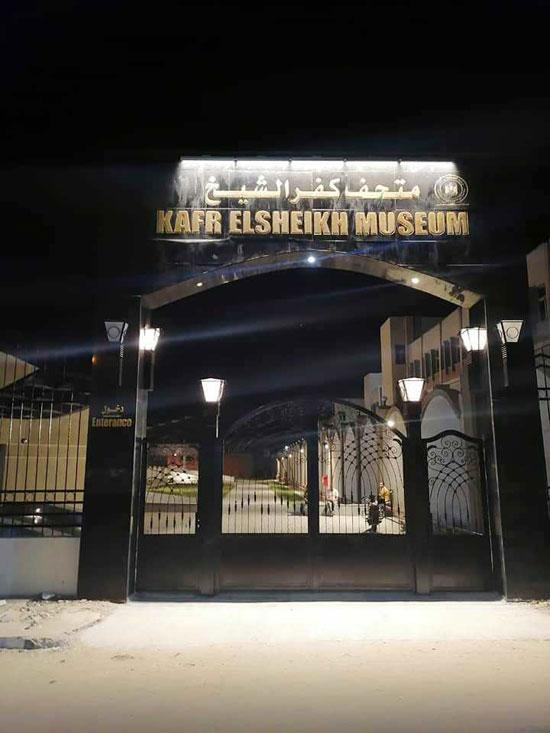 المتحف القومى لكفر الشيخ (7)