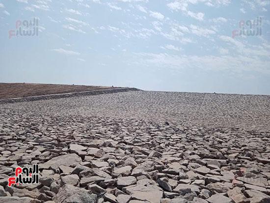 مشاريع مجابهة السيول بالبحر الأحمر (1)