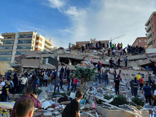 زلزال تركيا (1)