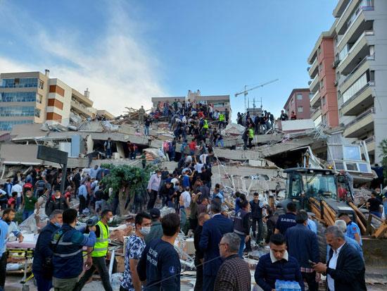 زلزال تركيا (5)