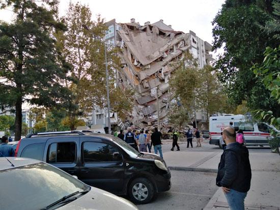 زلزال تركيا (3)