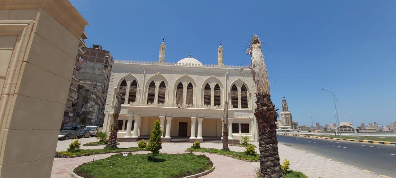 مسجد-الشهيد-إبراهيم-عبد-القادر-محمد-محور-المحمودية-القلعة-العوايد-محرم-بك