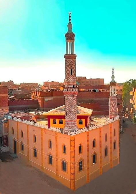 مسجد-الديناري-قرية-قاي-اهناسيا-بني-سويف