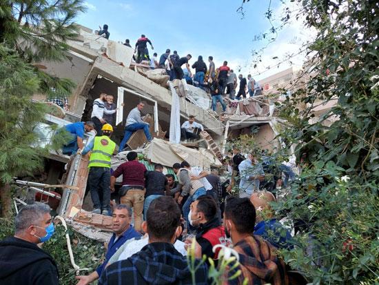 زلزال تركيا (4)