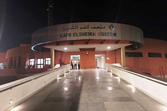 متحف كفر الشيخ القومى (1)