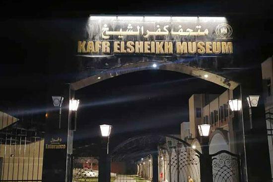 متحف كفر الشيخ القومى (2)