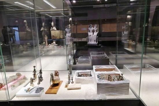 متحف كفر الشيخ القومى (3)