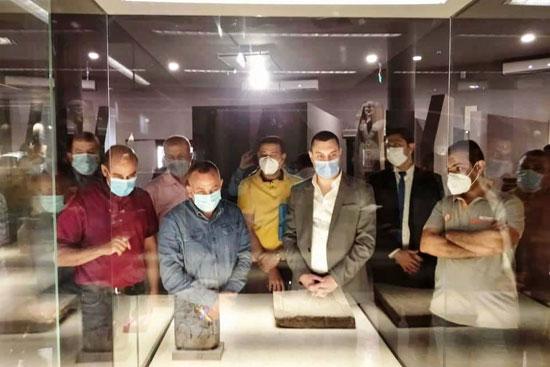 متحف كفر الشيخ القومى (5)