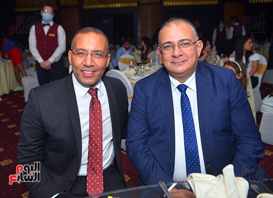 خالد صلاح وحسام صالح