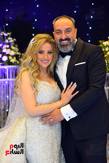 عماد صفوت وعروسته (2)