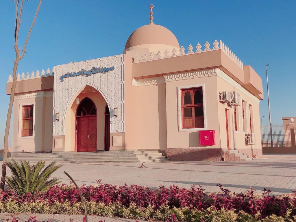 مسجد الشهيد احمد المنسي