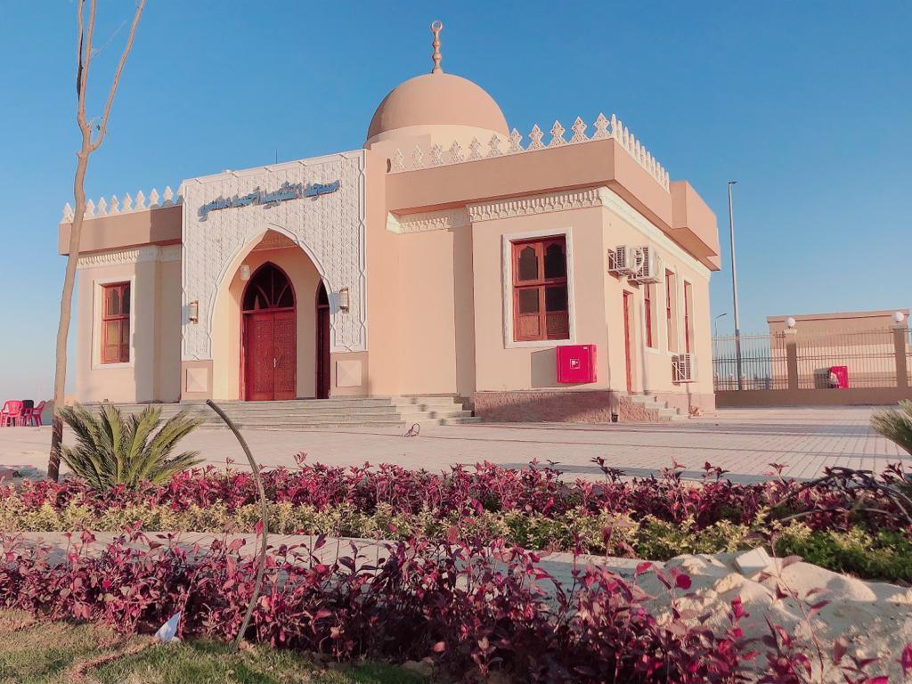 مسجد الشهيد احمد المنسي بالإسكندرية