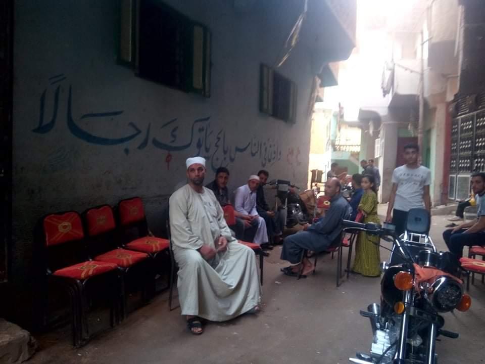 أهالى الشيخ المتوفى (2)
