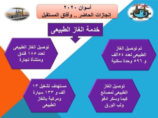 المشروعات الجديده فى محافظه أسوان (8)