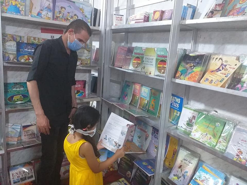 جناح الكتب الأجنبية (4)