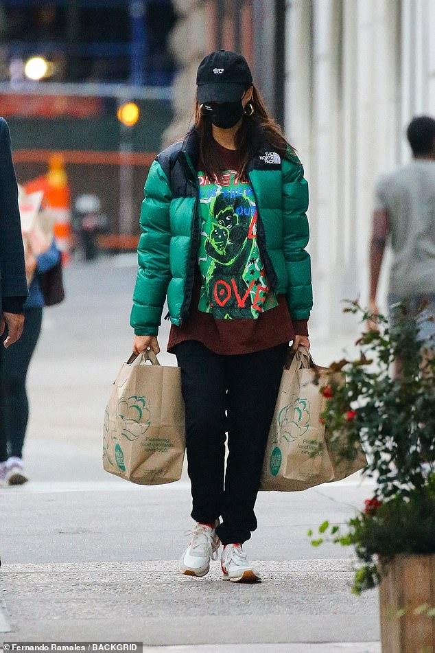عارضة الأزياء الأمريكية إميلي راتاجكوفسكي