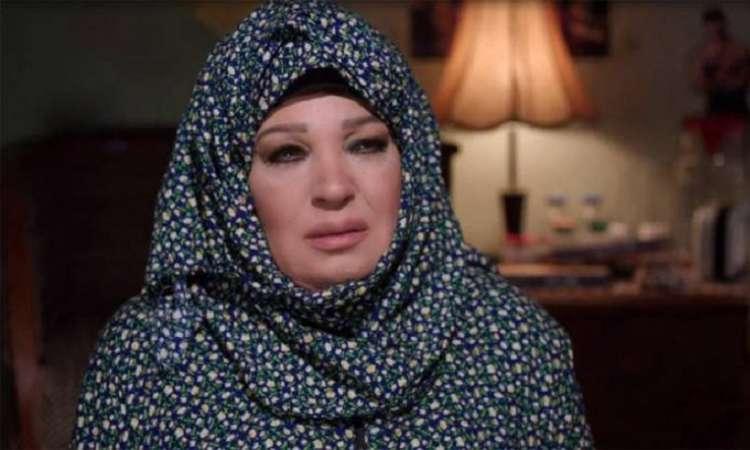 فيفى عبده مرتدية الحجاب