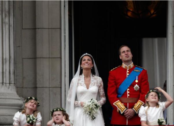 فستان زفاف كيت