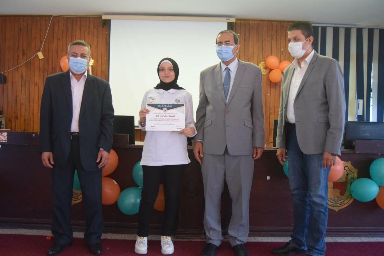 حفل ختام فعاليات أسبوع التوعية بمخاطر الإدمان بسوهاج (3)