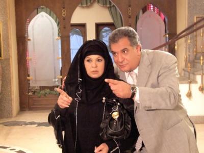 يفى عبده ترتدى الحجاب فى احد أدوارها