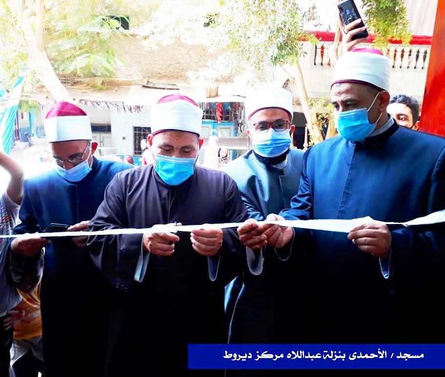 افتتاح 9 مساجد جديدة فى محافظة أسيوط (3)