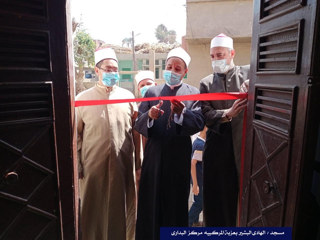 افتتاح 9 مساجد جديدة فى محافظة أسيوط (2)