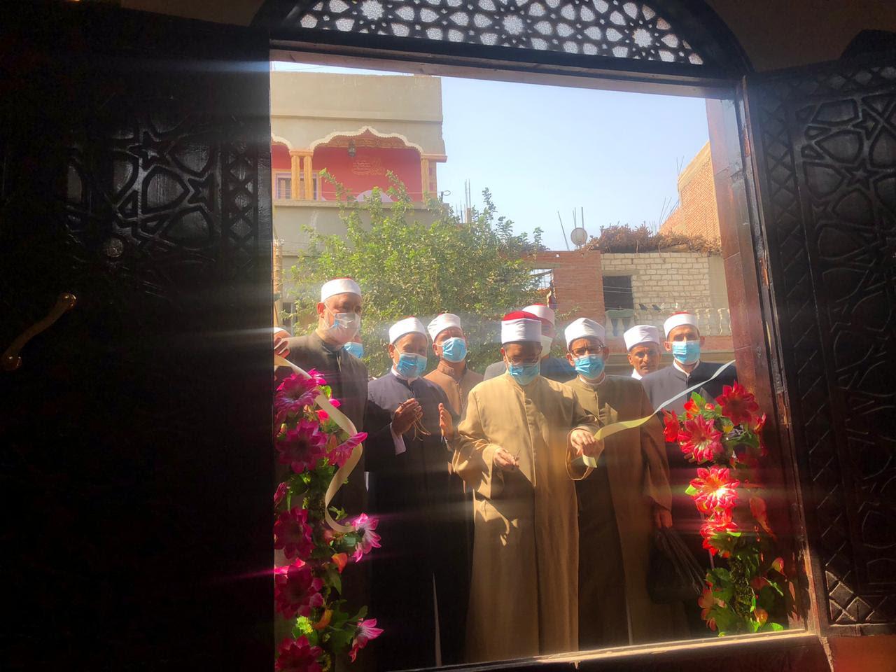 افتتاح 9 مساجد جديدة فى محافظة أسيوط (5)