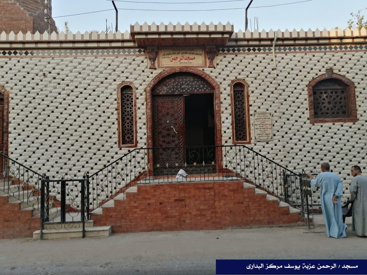افتتاح 9 مساجد جديدة فى محافظة أسيوط (4)