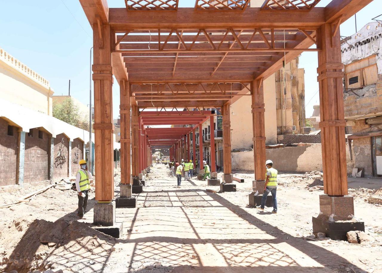 مشروعات قومية فى عهد الرئيس السيسي بمحافظات مصر (1)
