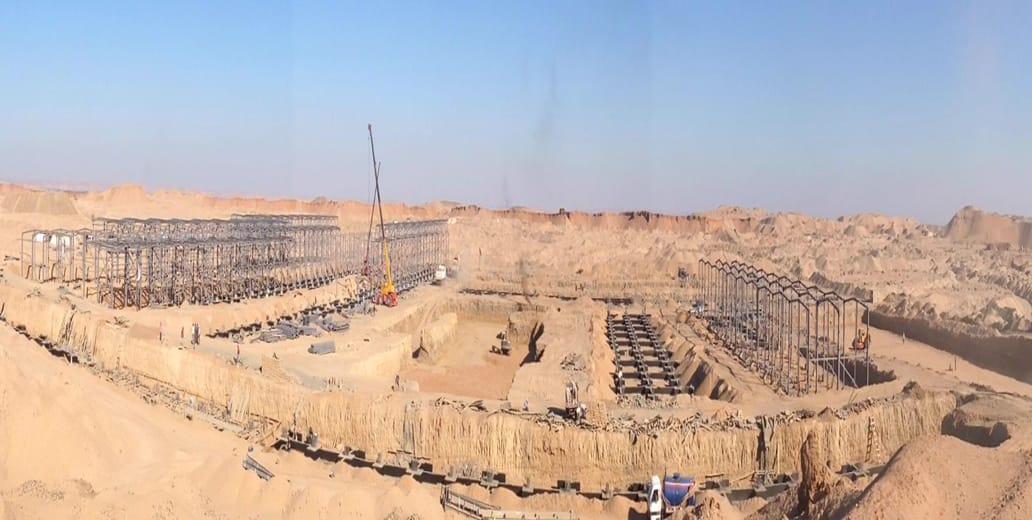 مشروعات قومية فى عهد الرئيس السيسي بمحافظات مصر (11)