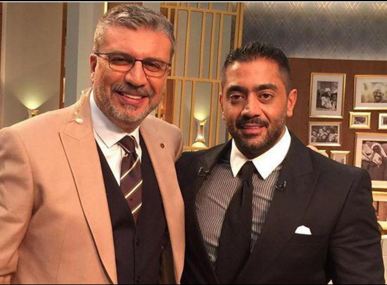 أحمد فلوكس و عمرو الليثى